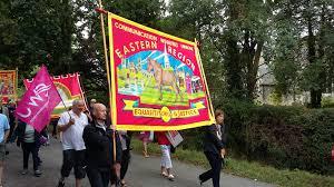 South Norfolk Labour Burston Rally