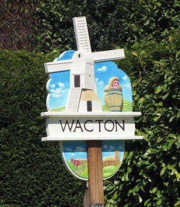 Wacton